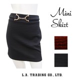 2017 A/W Skirt Mini Skirt Decoration Sexy