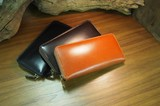 《SALE》Leather Long Wallet