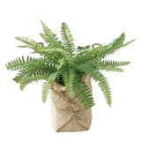 DECOR IMITATION FERN A IN BAG