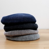 Beret Factory Washable Linen Beret