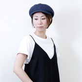Beret Factory Washable Linen Casquette 4 Colors