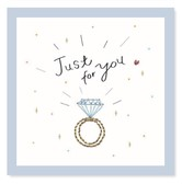 Message Card Two Ring