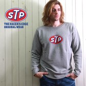 Retro Small Fleece Sweat Sweatshirt