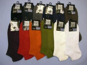 Men's Sneaker Plain Socks 14 Colors