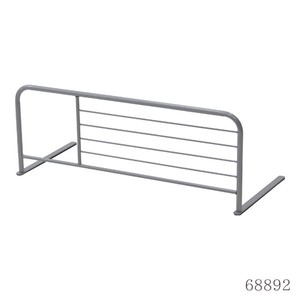 Bed Guard Silver