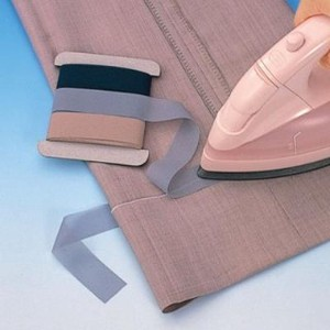 Easy Adhesion Fabric Tape Iron One touch