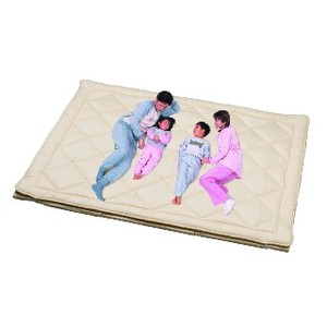 Family Duvet Large Format Pat Mat Cover Attached