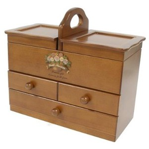 Wooden Sewing Box Series
