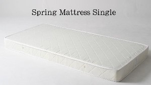 Bed Spring Mattress Single Small Double Double
