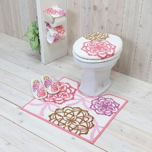 Limit Set Lace Toilet Kitchen Mat