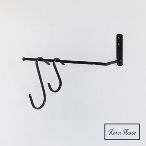 Iron Iron Towel Clothes Hanger