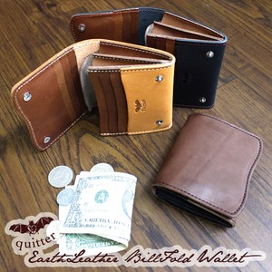 Tochigi Leather Earth Leather Ford Wallet