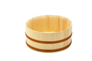 Natural Wood Washbowl Bathroom Accessory Conservation Of Electricity Countermeasure
