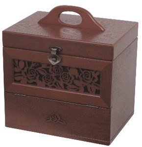 Wooden Cosmetic Box Series