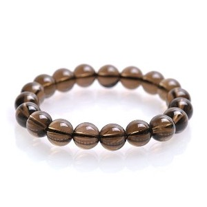 Natural stone Smoky Quartz Bracelet Crystal Earth