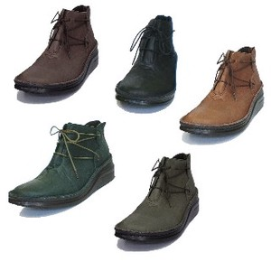 New Color Lace Bootie Easily Comfortable Insole
