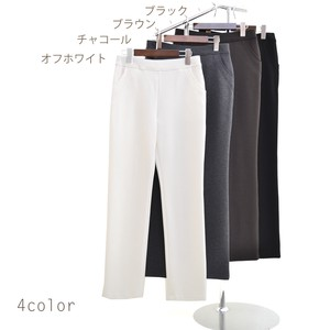 A/W Closs Warm Fever Stick Pants Plain
