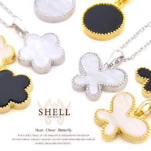 Shell Necklace Adult Ladies Fine Quality 3 Types Motif