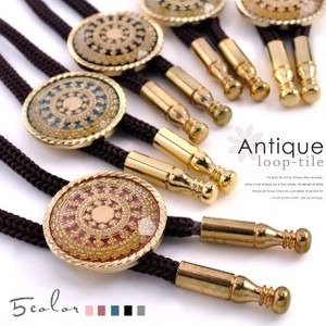 Antique Bootlace Tie Fashion