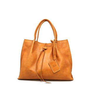 fes Leather Handbag