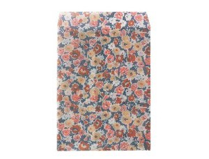 Paper Bag Mignocolis Trepe Bag Navy Flower