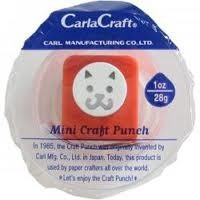 Craft Punch Carla Craft Lucky