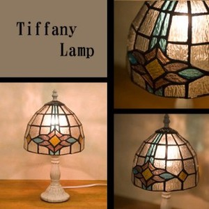Stand Lamp Table Lamp Diamond Glass