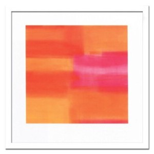 インテリアアート/St?hli, Susanne/Untitled orange,2004