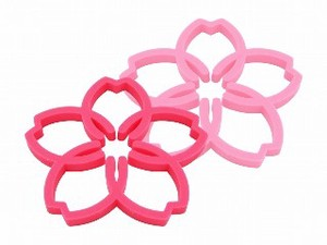 Silicone Miscellaneous goods Cherry Blossoms