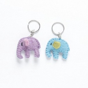 【En Gry&Sif】エレファント キーリング/マグネット(Elephnat keyring/magnet)