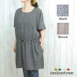 One-piece Dress Scandinavia Natural Ethnic