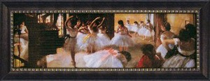 Series Art Frame Dove Famous Painting Resin Frame