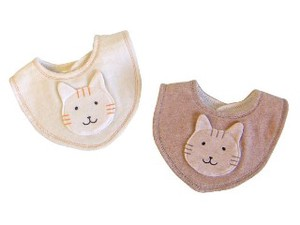 Organic Cat Bib Baby Kids