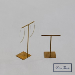 Point Reduction Brass Accessory Stand