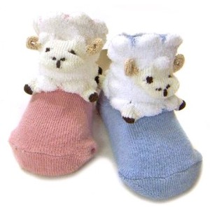 Plastic Sheep Pop Socks Baby Kids