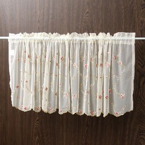 Rose Cafe Curtain