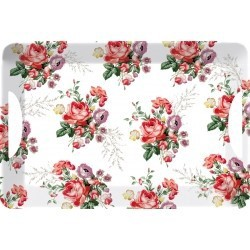 creative tops katie Alice LUXURY HANDLED TRAYS  ラージトレイ <フラワー>
