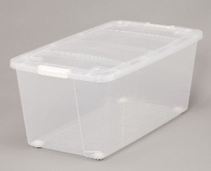 Furniture Plastic Storage Carry Stocker