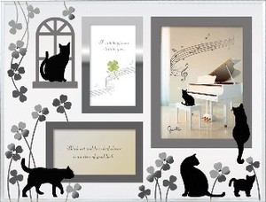 Cat Glass Photo Frame Dear Cat Series