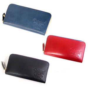 Tochigi Leather Hand Round Long Wallet