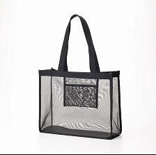 Mesh Bag Transparency Vinyl Bag