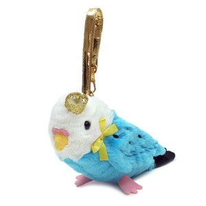Crowned Pouch Parakeet Blue