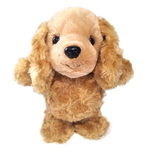 Walking Talking Puppy Cocker Spniel (Electronic Toy / CE / Battery Operated)