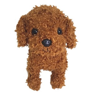 Premium Puppy Toy Poodle Red (Plush / Stuffed Toy)