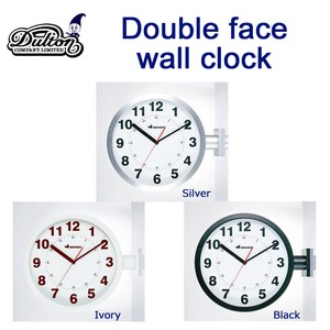 DOUBLE FACES WALL CLOCK(両面時計)