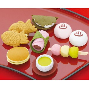 IWAKO Japanese confectionery Eraser 60 Pcs Bottle