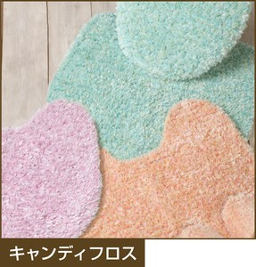 Limit Candy Floss Toilet Fabric Series 3 Colors