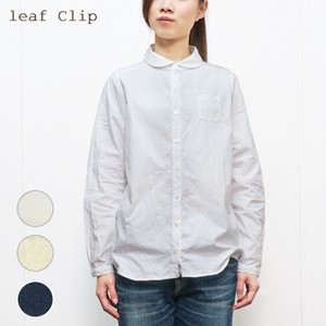 S/S A/W Cotton Shirt Blouse