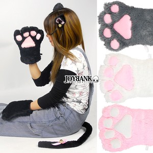 Cat Narikiri 4-unit Set Glove Choker Full Set