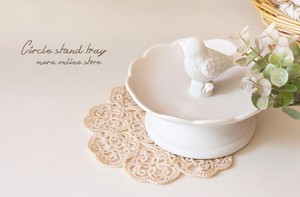 Bird Heart Stand Tray
